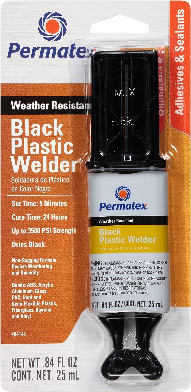 Permatex Black Plastic Welder