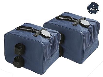 a0dcf6b806ad Amazon.com: LONRIDGE Heavy Duty Canopy Weights Bag,Leg Weights for ...