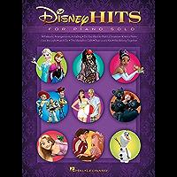 Disney Hits for Piano Solo book cover