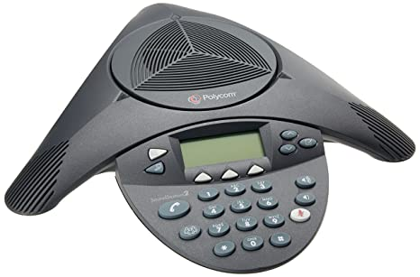 Polycom SoundStation 2 (Expandable) With Display VOIP Phones at amazon