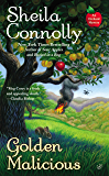 Golden Malicious (An Orchard Mystery Book 7)