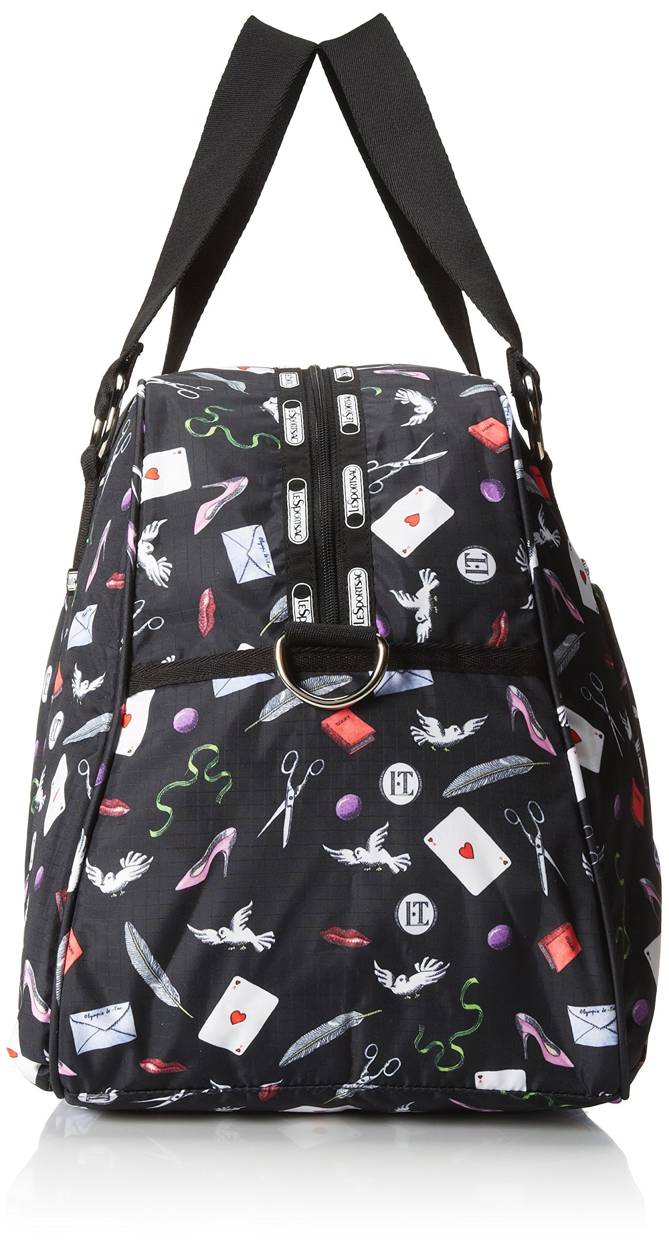 LeSportsac Abbey Carry On, Love Letters, One Size by LeSportsac (Image #3)