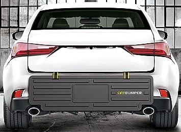 Car Bumper Guard >> Amazon Com Citybumper Premium Quality Rear Bumper Guard All