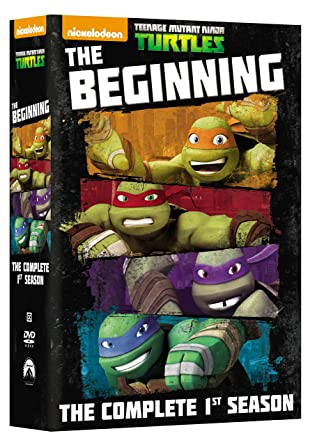 Amazon.com: Teenage Mutant Ninja Turtles: Season 1: Jason ...