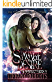 Savage Desire (The Infinite City Book 4)