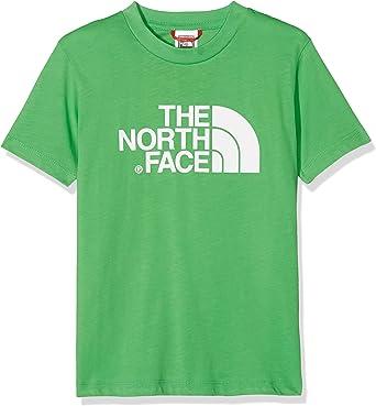 The North Face Y S/S Easy tee Camiseta, Hombre: Amazon.es: Ropa y accesorios