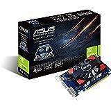 ASUS GT730-4GD3 - Tarjeta gráfica (4 GB DDR3, NVIDIA GeForce GT 730, PCI Express 2.0, 1100 MHz, HDMI)
