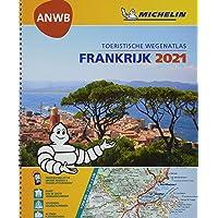 ATLAS MICHELIN ANWB FRANKRIJK 2021