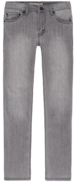 Levi's Boys' 511 Slim Fit Performance Jeans, Cliffside, 7X