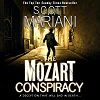 The Mozart Conspiracy: Ben Hope, Book 2
