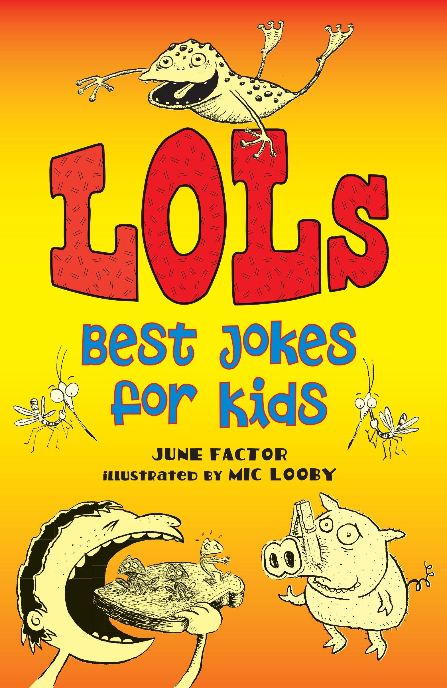 Lols: Best Jokes for Kids pdf epub