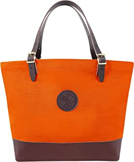 product image for Duluth Pack Market Deluxe Tote (Hunters Orange)