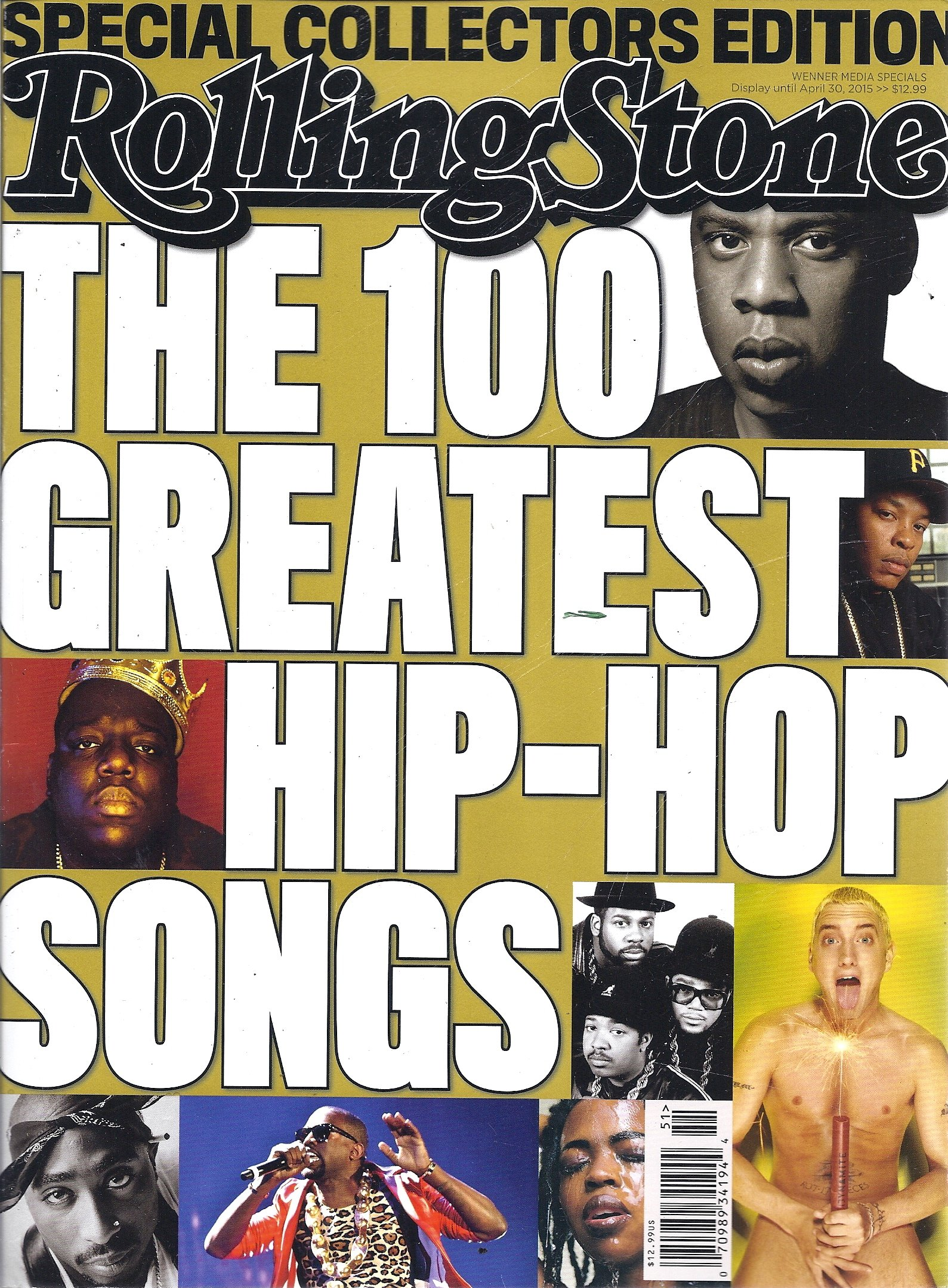 Rolling Stone: The 100 Greatest Hip-Hop Songs: Various, 0