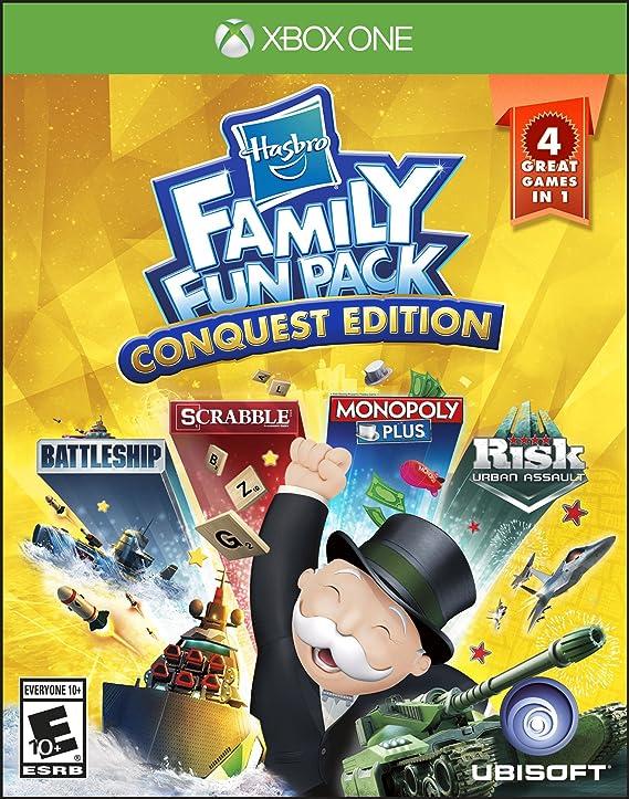 Hasbro Family Fun Pack Conquest Edition - Xbox One: Amazon.es ...