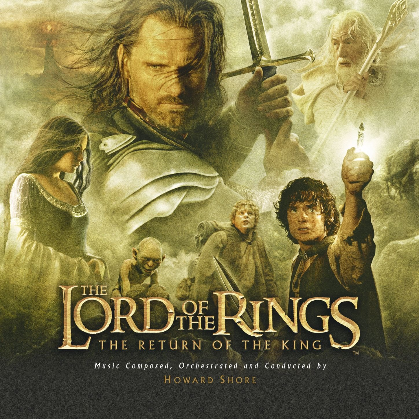 howard shore annie lennox the lord of the rings the return of