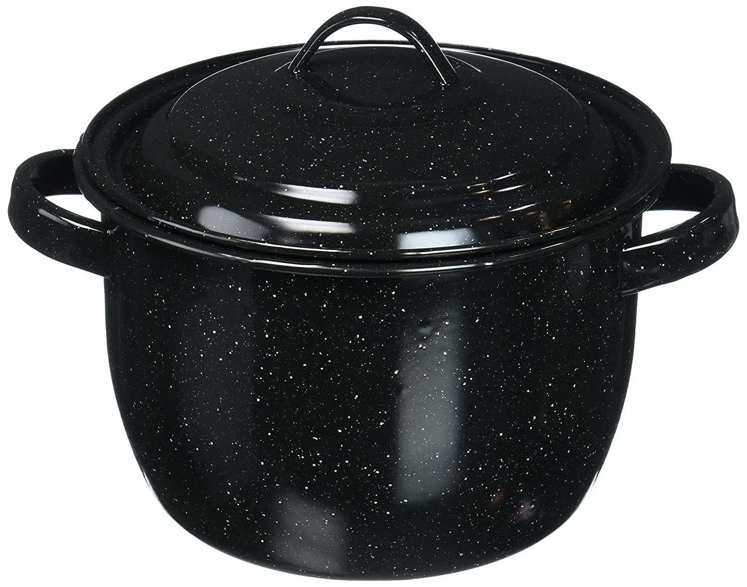 Granite Ware Bean Pot, 4-Quart