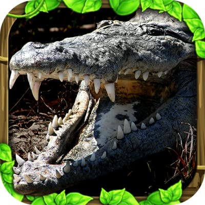 Wildlife Simulator: Crocodile