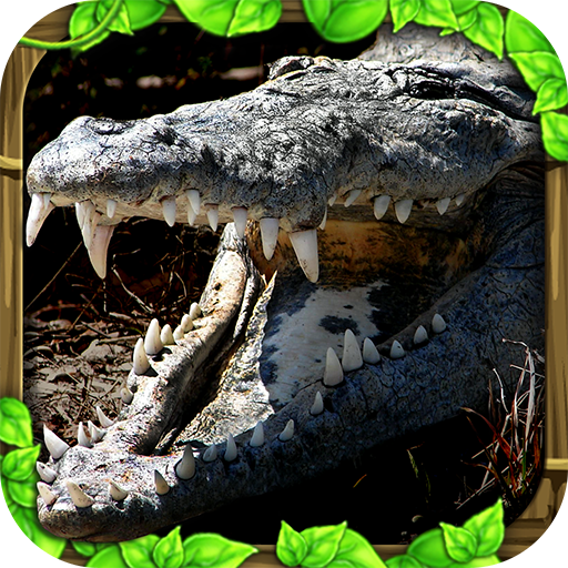 (Wildlife Simulator: Crocodile)