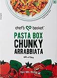 Chef's Basket Pasta Box, Chunky Arrabbiata, 513g