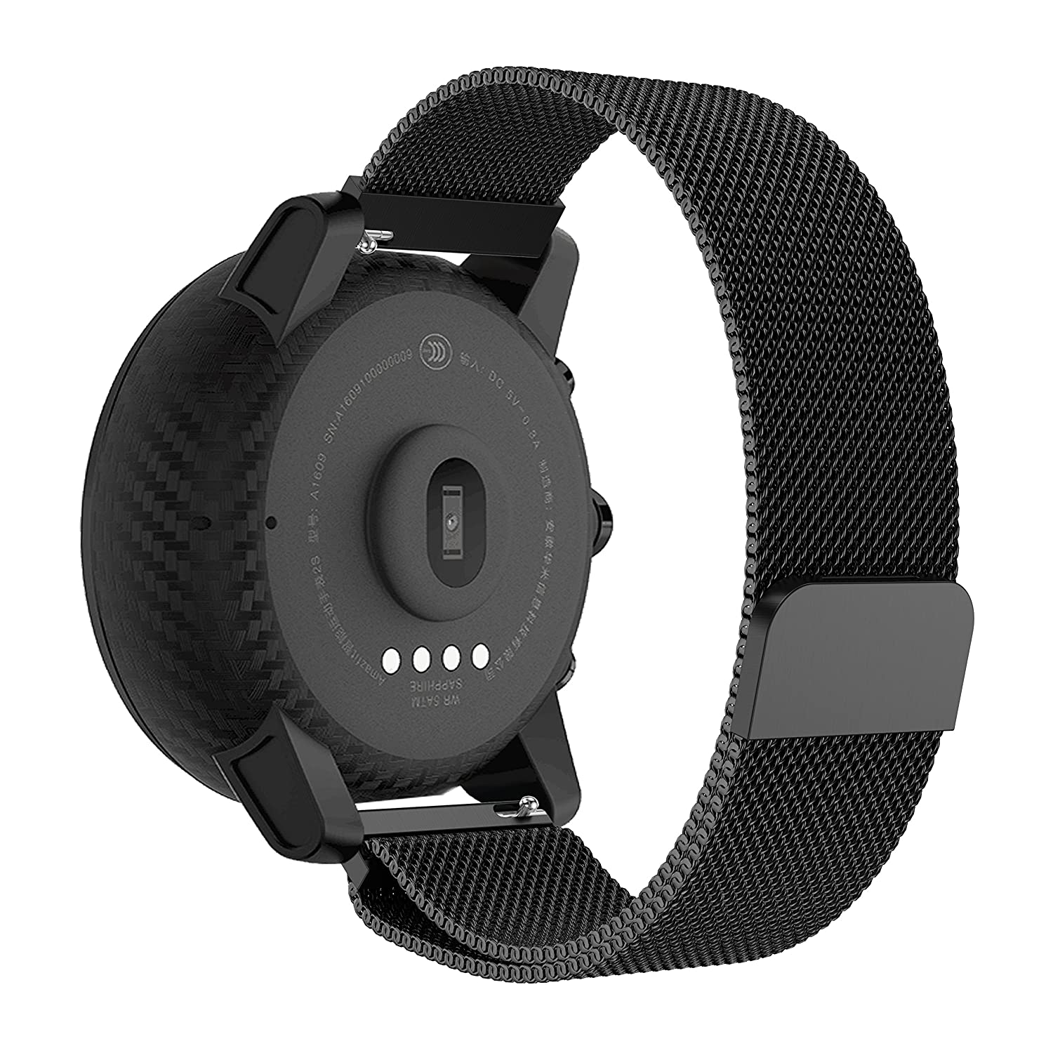 Amazon.com: 22mm Watch Band Compatible for Xiaomi Huami ...