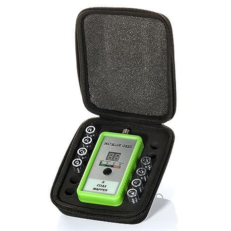 Installer Oasis IOMAP-8 Digital 8-Way Coax Cable Mapper