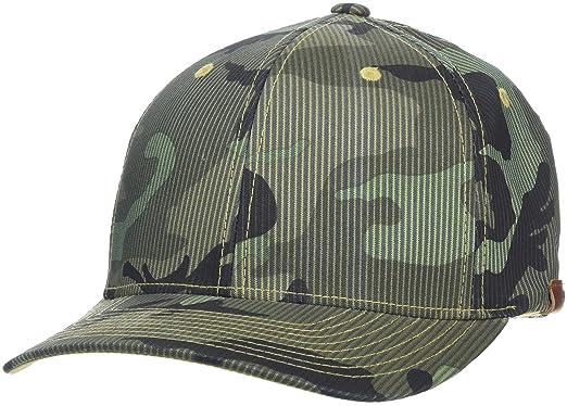 110557d5fab6b Kangol Men s Pattern Flexfit Baseball Cap at Amazon Men s Clothing store