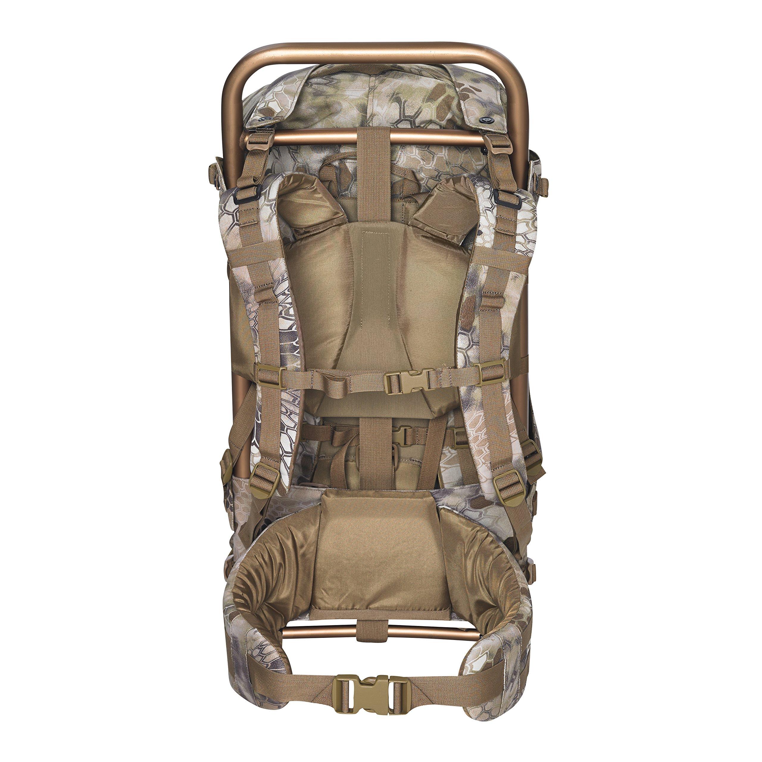 Slumberjack Rail Hauler 2500 Backpack, Kryptek by Slumberjack (Image #2)