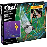 K'NEX Crossfire Chaos Roller Coaster Building Set Amazon Exclusive