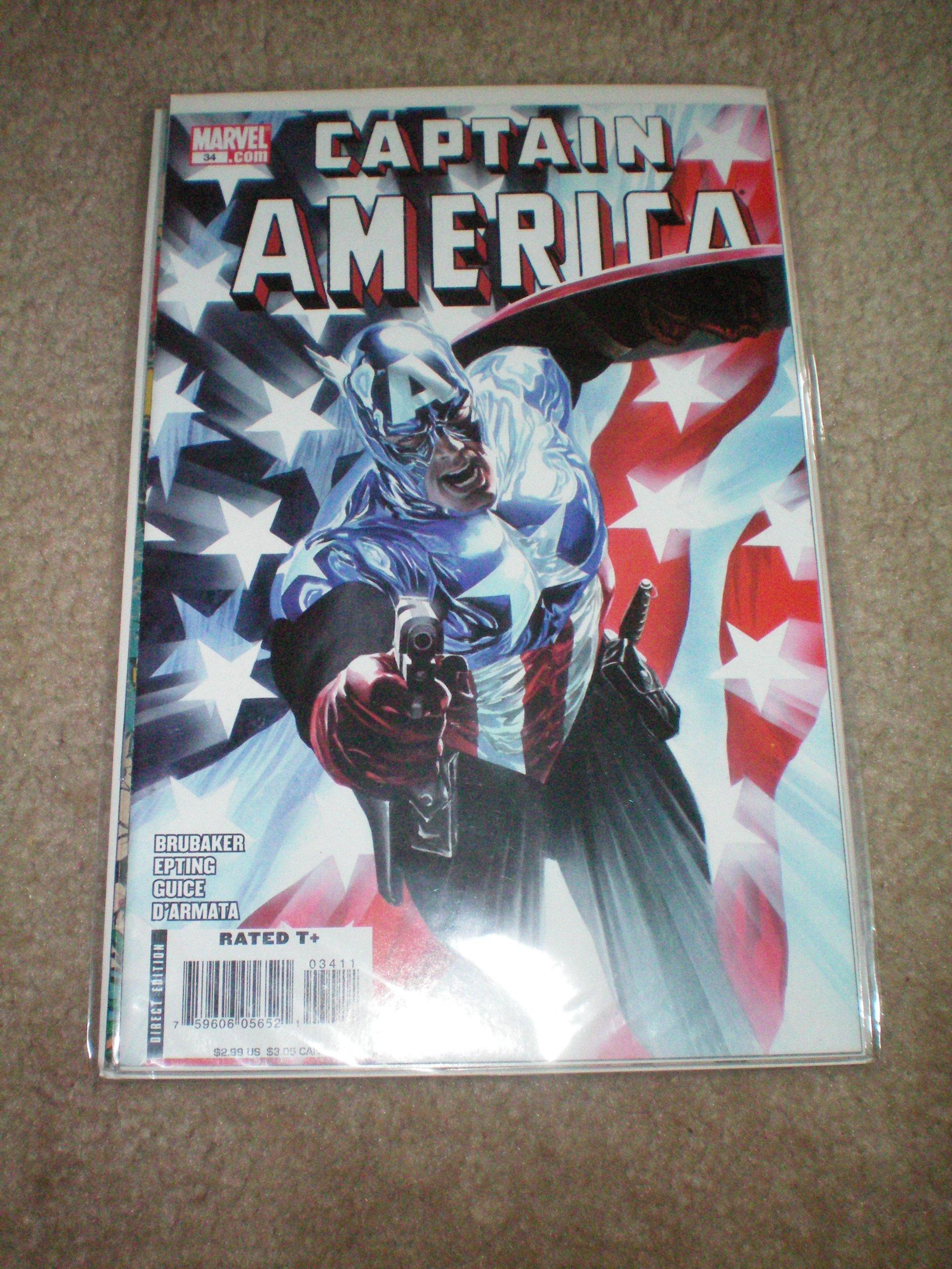 Captain America #34 Alex Ross cover PDF