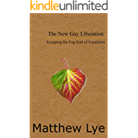 The New Gay Liberation: Escaping the Fag End of Feminism book cover
