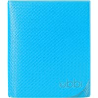 Ubbi Changing Mat, Soft and Comfortable, Easy to Clean and Carry on the go, Yoga-Mat Feel, Robin's Egg Blue