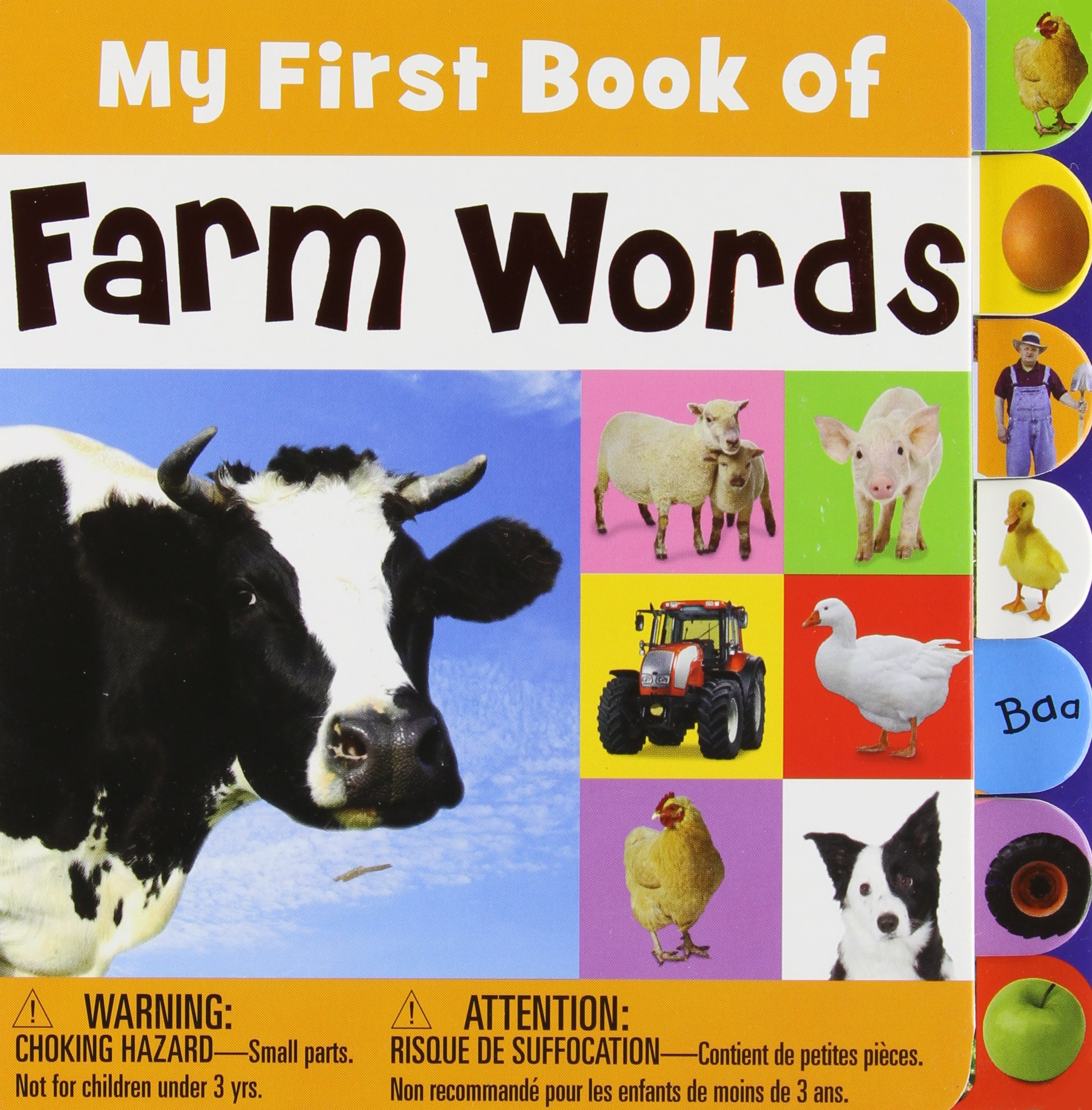 My First Book of Farm Words ebook