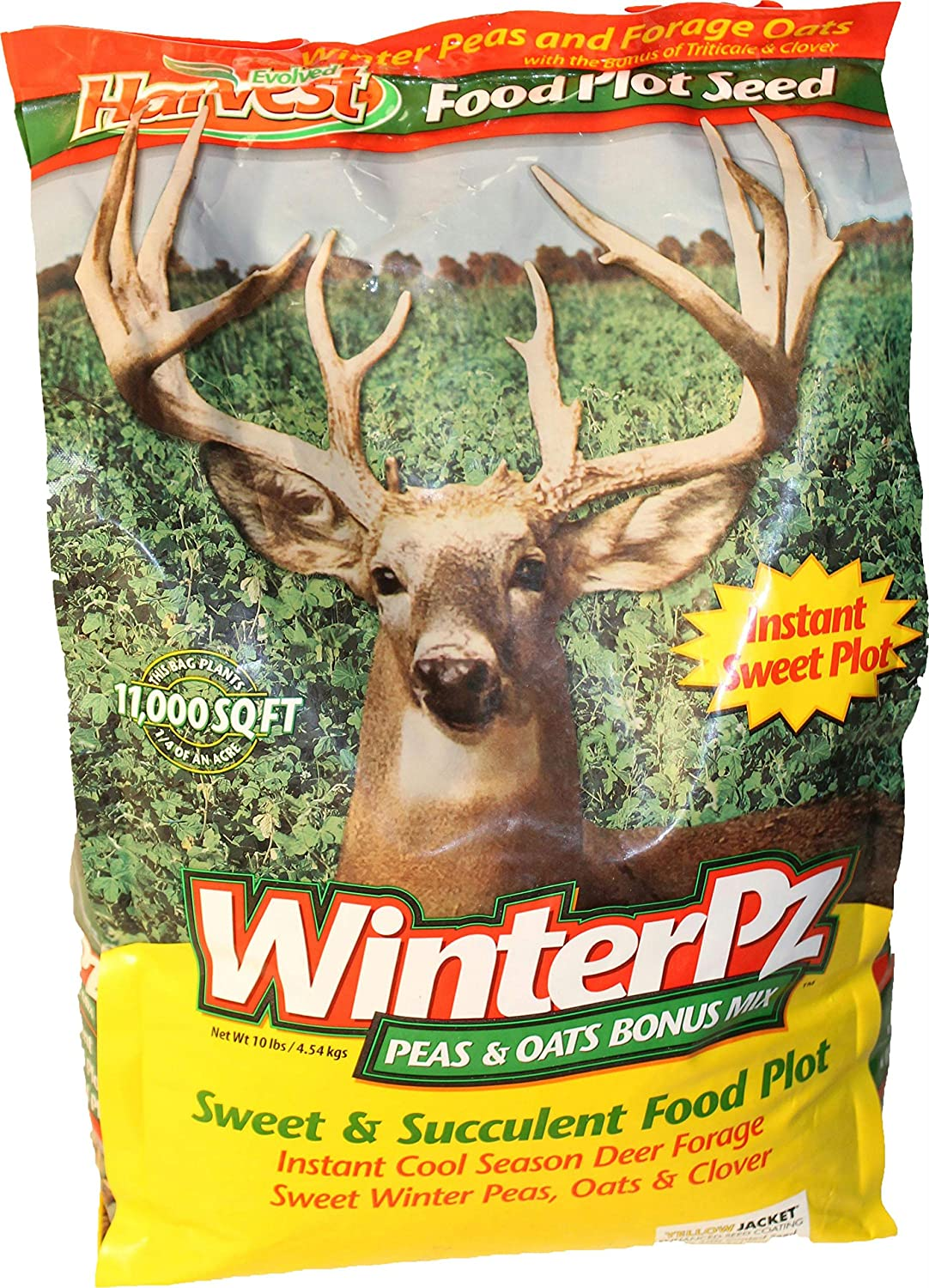 Evolved Habitats Winter Pz Peas and Oat Bonus Mix
