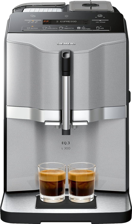 Siemens EQ.3 s300 Independiente Máquina espresso 1,4 L ...