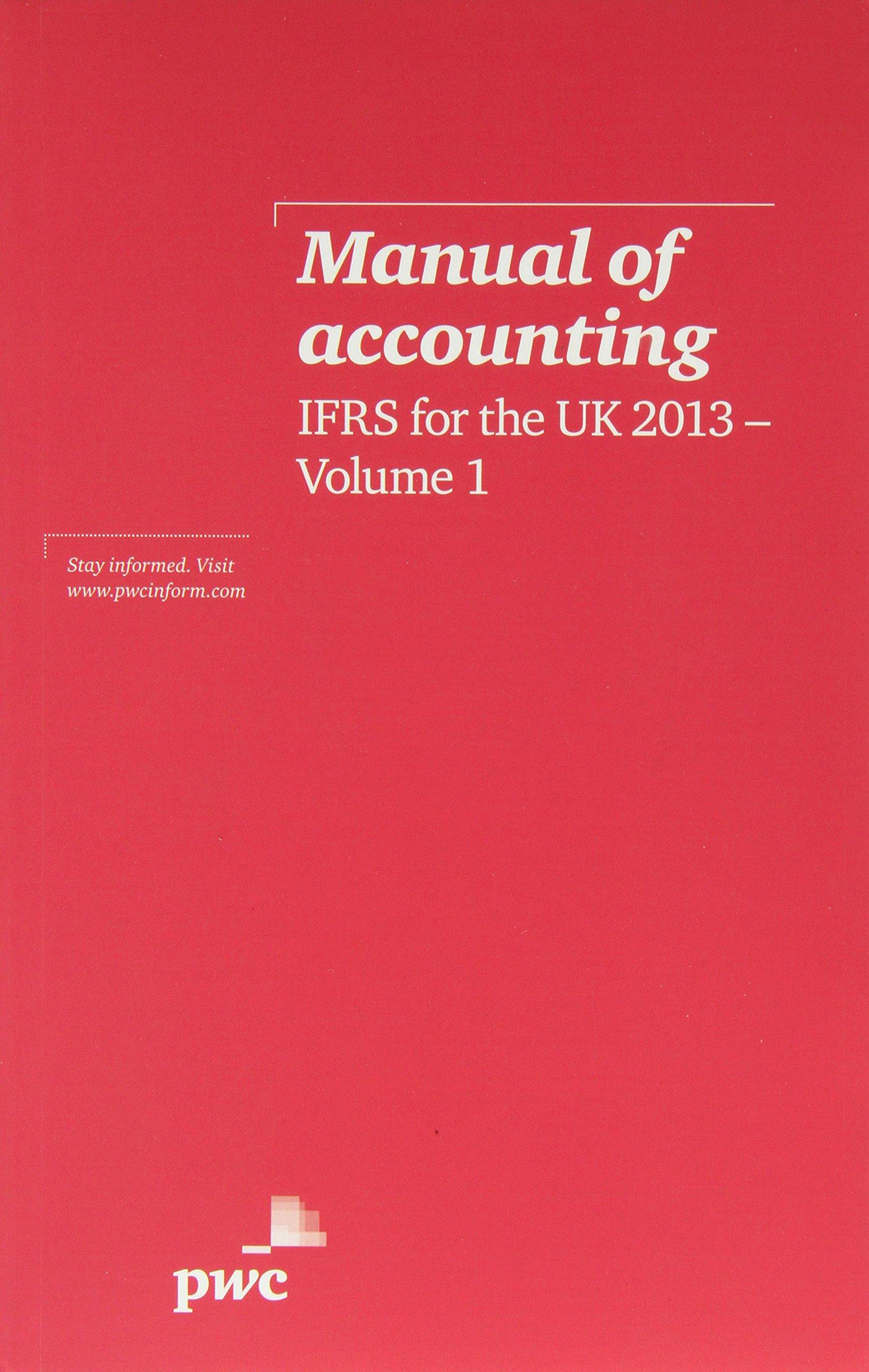 PwC IFRS Reporting 2013 Pack: Amazon.co.uk: PricewaterhouseCoopers:  9781780430119: Books