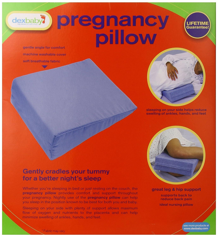 Y funda de almohada DEX de los productos de la faja de maternidad PP-01: Amazon.es: Bebé