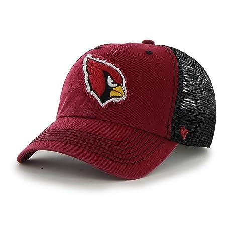 8209361e964 Amazon.com   NFL Arizona Cardinals  47 Brand Taylor Closer Stretch ...