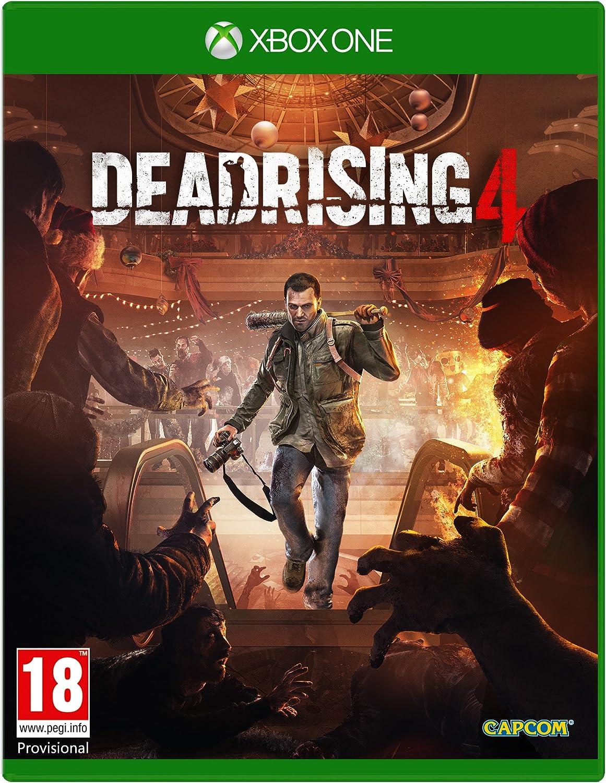 Dead Rising 4 (Xbox One): Amazon.es: Videojuegos