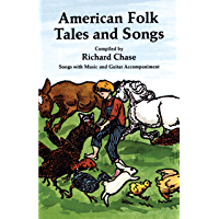 American Folk Tales and Songs (Dover Books on Music) book cover