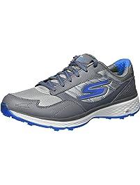 new style 6ff1c 9f234 Skechers Golf Mens Go Golf Fairway Golf Shoe