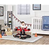 Dream On Me, Victory Lane Activity Walker, Red