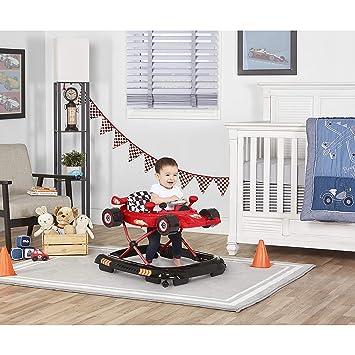 Amazon.com: Dream On Me Victory Lane andador, 509-R, Rojo: Baby