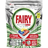 Fairy Platinum Plus Dishwasher Tablets Lemon 30 Tablets