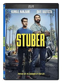 Book Cover: Stuber