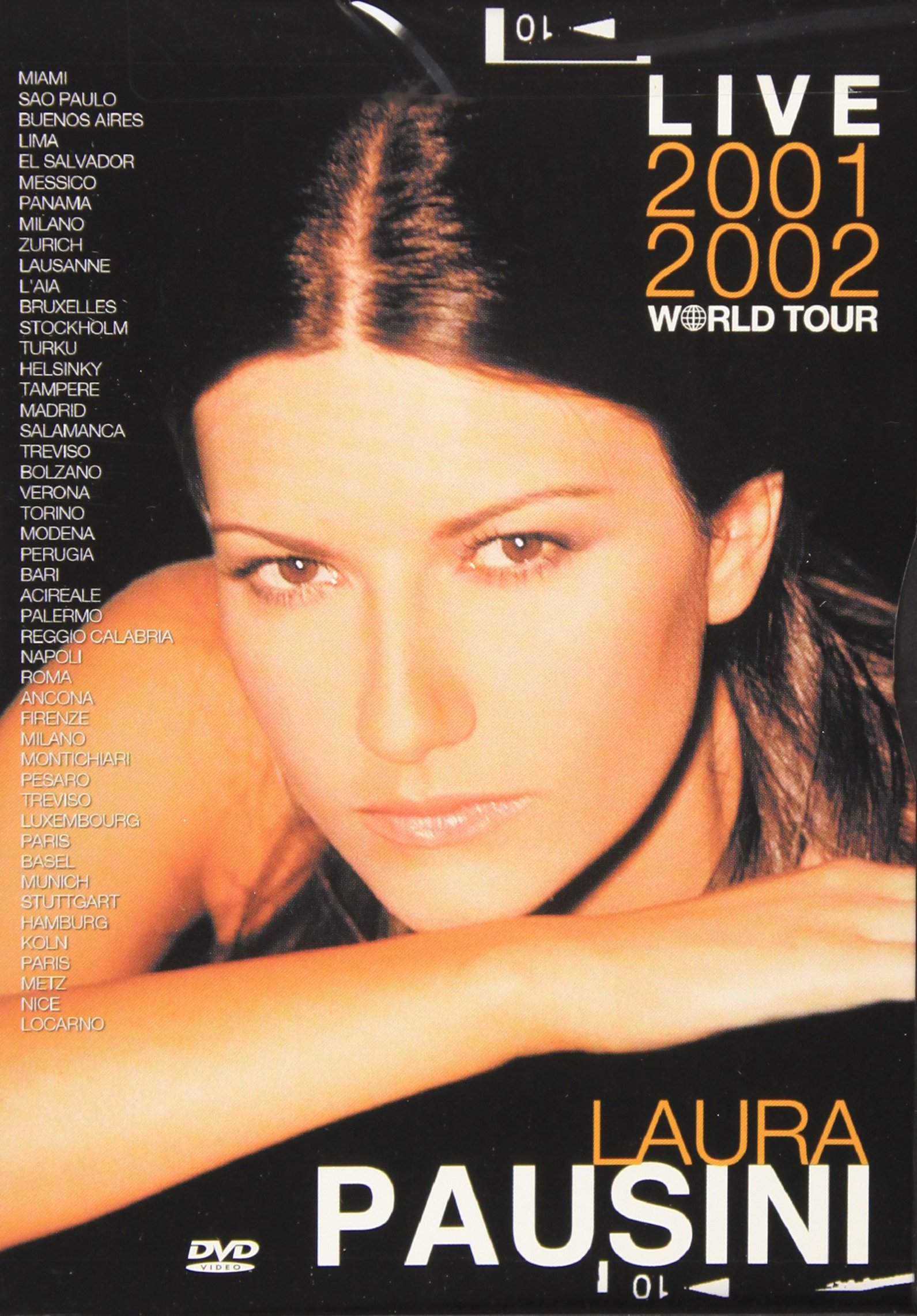 Laura Pausini: Live 2001-2002 World Tour by Warner Music Latina