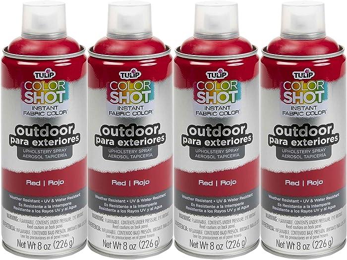 The Best Furniture Fabric Dye Spray
