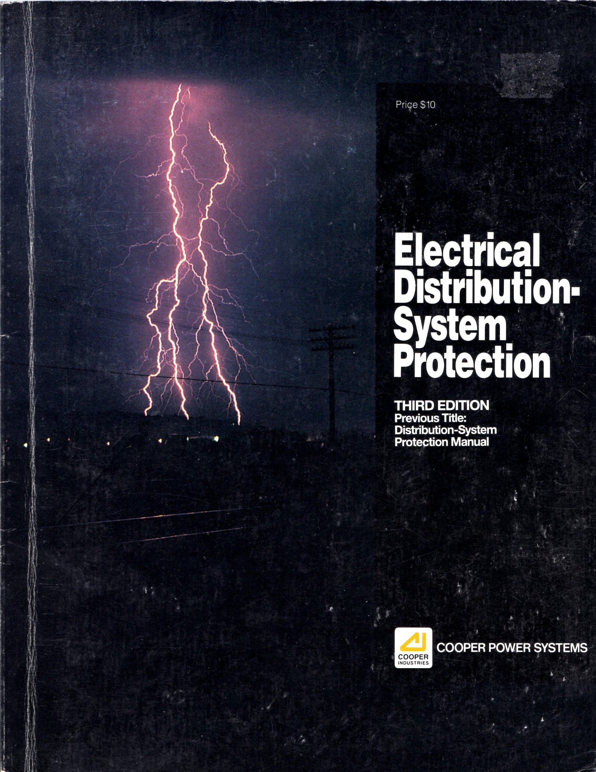 Electrical Distribution-System Protection Third Edition: Amazon.com: Books