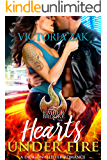 Hearts Under Fire (Dragons of Ember Brooke Book 2)
