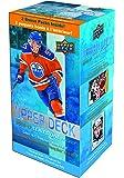 NHL All teams 2016/17 Upper Deck Series 1 Hockey Blaster Trading Cards, Small, Black