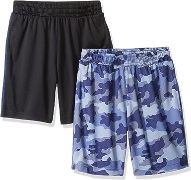 Essentials Boys 2-Pack Mesh Short